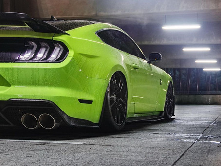 Camden's featured ride for [1-14-21]Ford Mustang GT 500