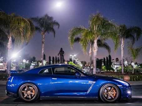 Camden's featured ride for [3-11-21]Nissan GTR R35