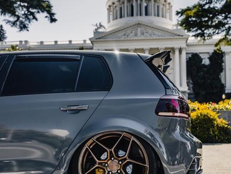 Camden's featured ride for [1-16-21]Volkswagen Golf GTI