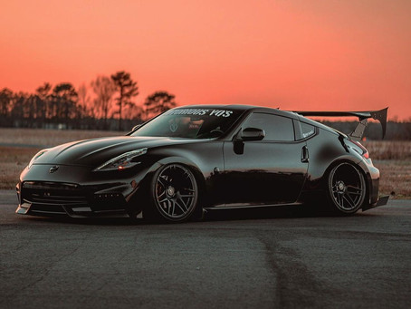 Camden's featured ride for [3-20-21]Nissan 370Z