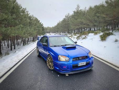 Subaru STI - @charles_sti_
