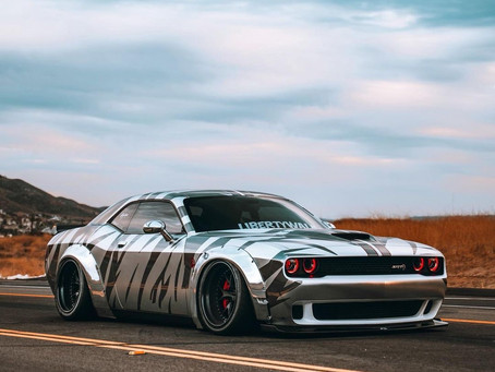 Camden's featured ride for [1-4-21]Dodge Hellcat