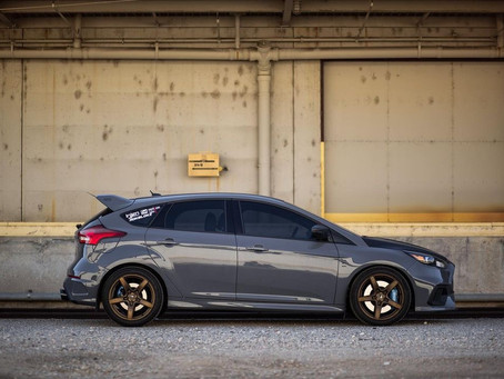 Camden's featured ride for [2-21-21]Ford Focus RS