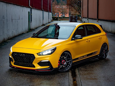 Tim's featured ride for [2-27-22]Hyundai Veloster N