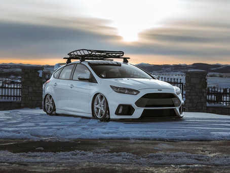 Tim's featured ride for [3-23-21]Ford Focus RS