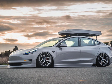 Tim's featured ride for [1-17-21]Tesla Model 3