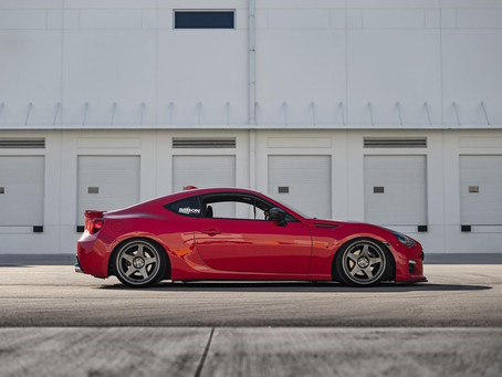Camden's featured ride for [3-31-21]Subaru BRZ
