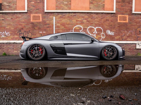 Camden's featured ride for [3-12-21]Audi R8