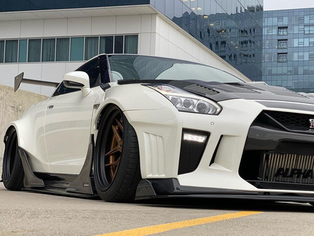 Camden's featured ride for [2-19-21]Nissan GTR