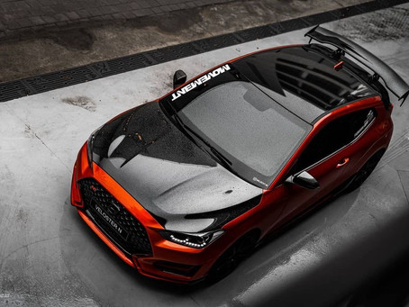 Camden's featured ride for [2-27-21]Hyundai Veloster N