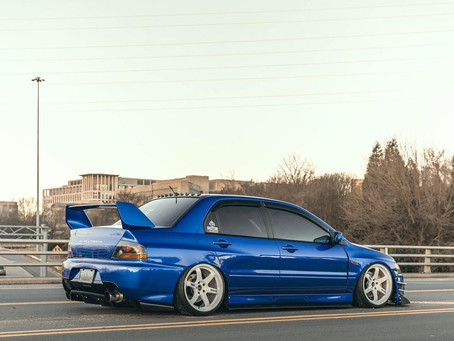 Camden's featured ride for [3-16-21]Mitsubishi EVO