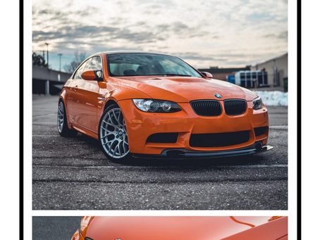 Camden's featured ride for [1-2-21]BMW M3
