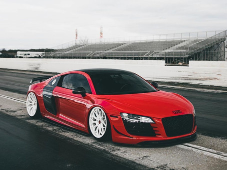Tim's featured ride for [3-12-21]Audi R8