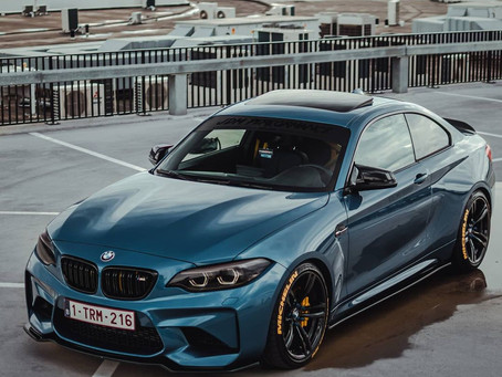 Tim's featured ride for [3-21-21]BMW M2