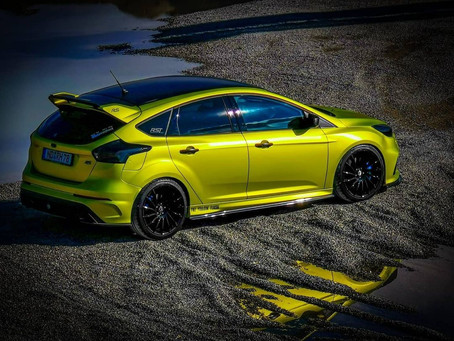Tim's featured ride for [1-7-21]Ford Focus RS