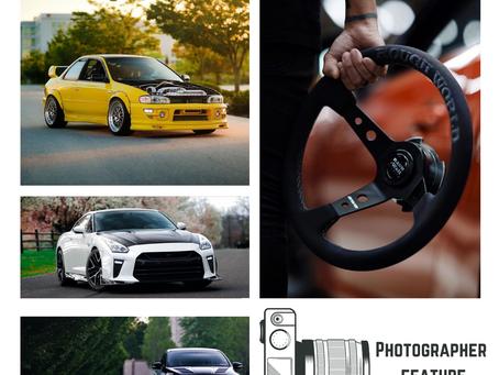 Feature Car Photographer - @stout.zs