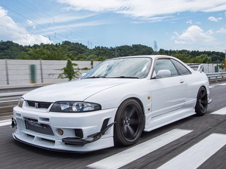 Tim's featured ride for [2-7-21]Nissan GT-R R33