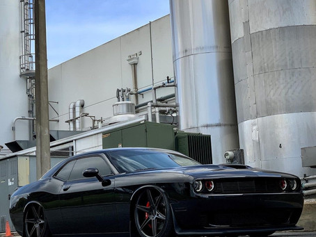 Tim's featured ride for [2-11-21]Dodge Hellcat