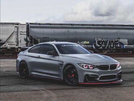 Tim's featured ride for [1-25-21]BMW M4