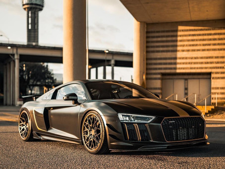 Tim's featured ride for [2-17-21]Audi R8