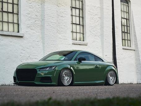 Camden's featured ride for [2-26-21]Audi TT