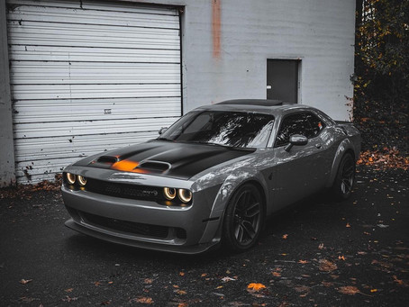Camden's featured ride for [2-11-21]Dodge Hellcat
