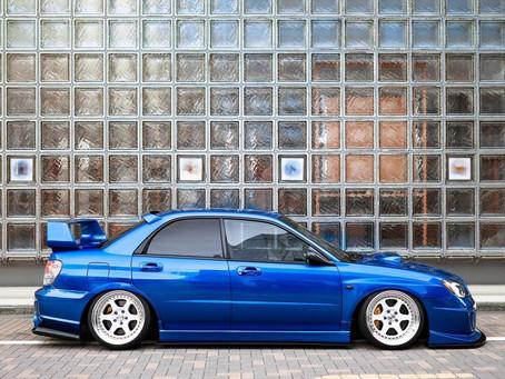 Camden's featured ride for [2-24-21]Subaru STI