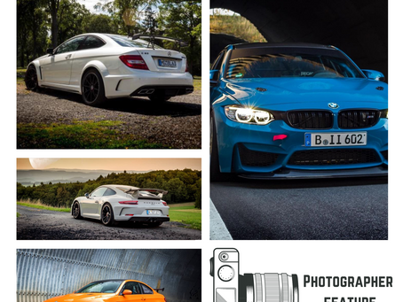 Featured Car Photographer - @bloomio