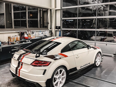 Camden's featured ride for [4-1-21]Audi TT RS