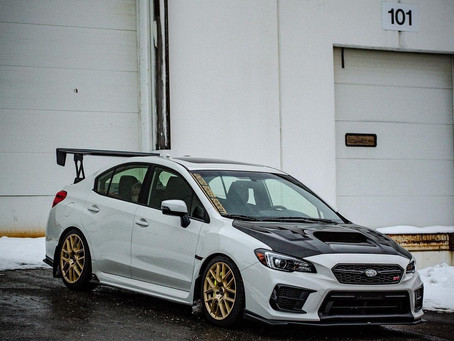 Tim's featured ride for [1-28-21]Subaru WRX STI