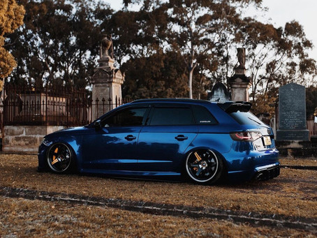 Tim's featured ride for [3-8-21]Audi RS3