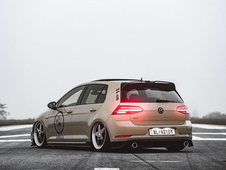 Camden's featured ride for [3-15-21]Volkswagen GTI