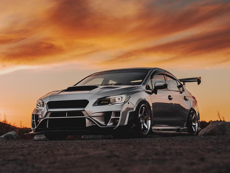 Tim's featured ride for [3-26-21]Subaru STI