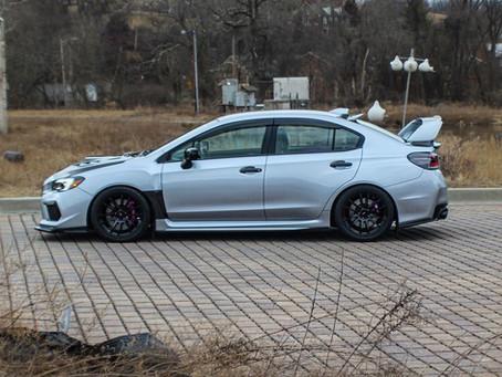 Tim's featured ride for [3-9-21]Subaru STI