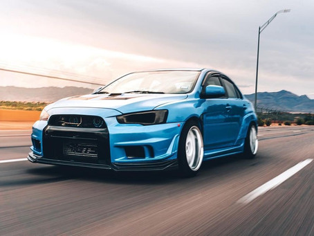 Tim's featured ride for [3-28-21]Mitsubishi Evo x