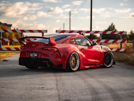 Camden's featured ride for [1-20-21]Toyota Supra