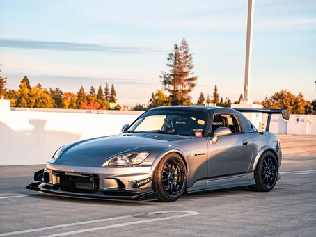 Camden's featured ride for [3-27-21]Honda S2000
