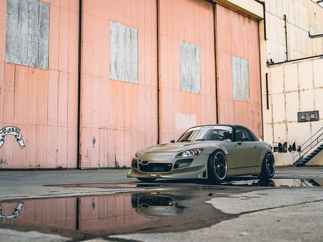 Tim's featured ride for [1-29-21]Honda S2000