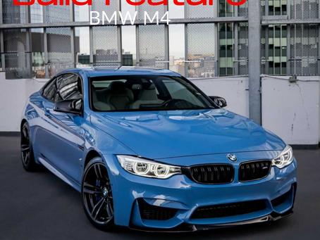 BUILD FEATURE | Blue Beauty - BMW M4
