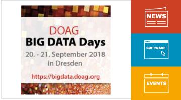Vortrag vom Big Data Day der DOAG online