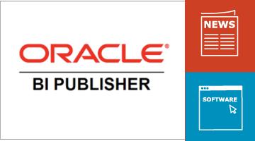 Produkt-Info: Aus Oracle BI Publisher wird Oracle Analytics Publisher