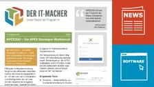 APEX2GO – Die APEX Developer Workbench