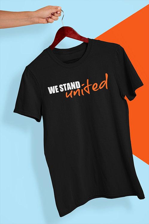 WE STAND UNITED TEE