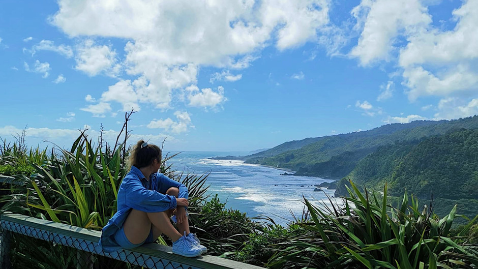 Van'mad Diaries, Wild West Coast of South Island