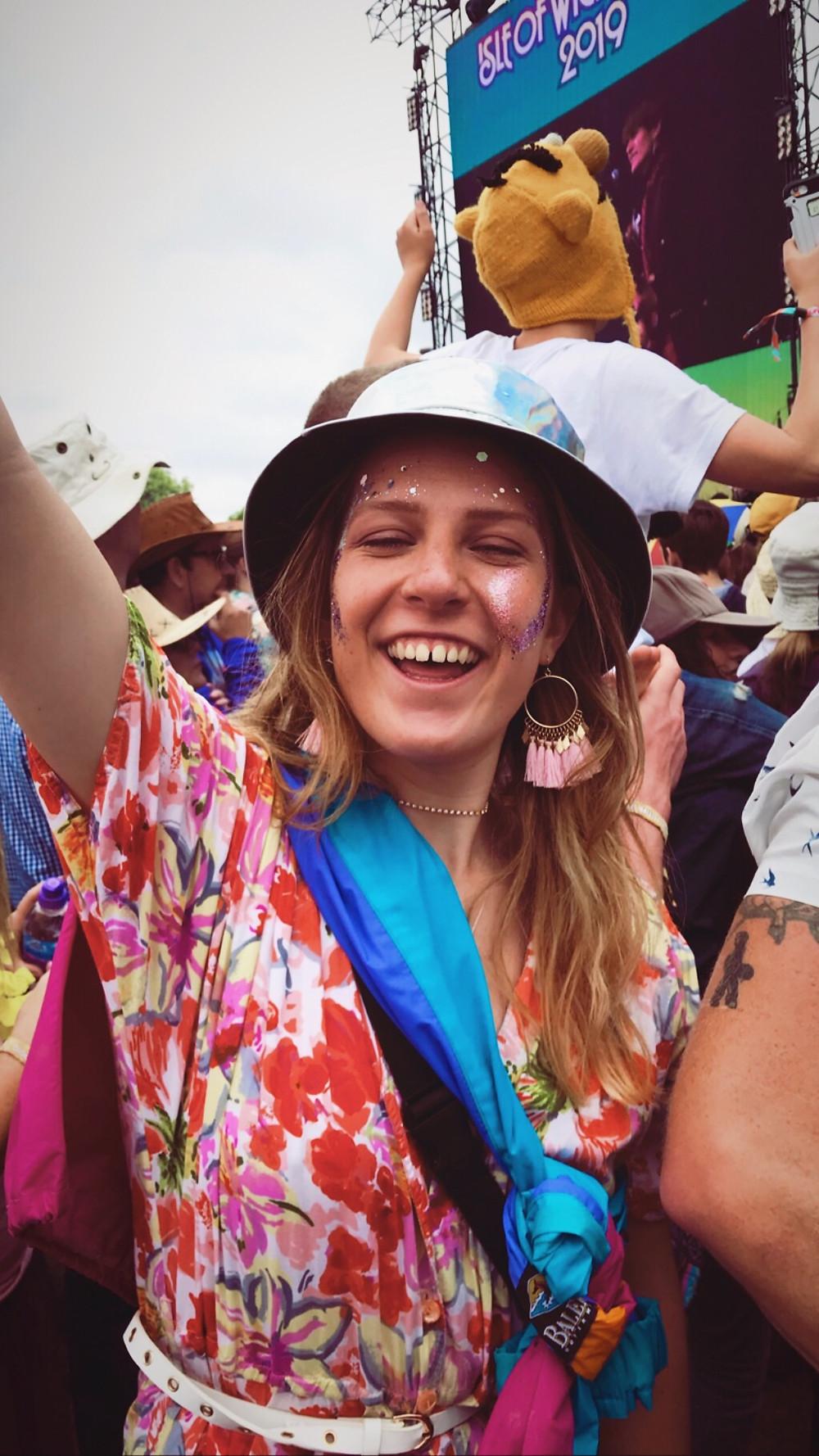 Celebrating life at isle of white festival