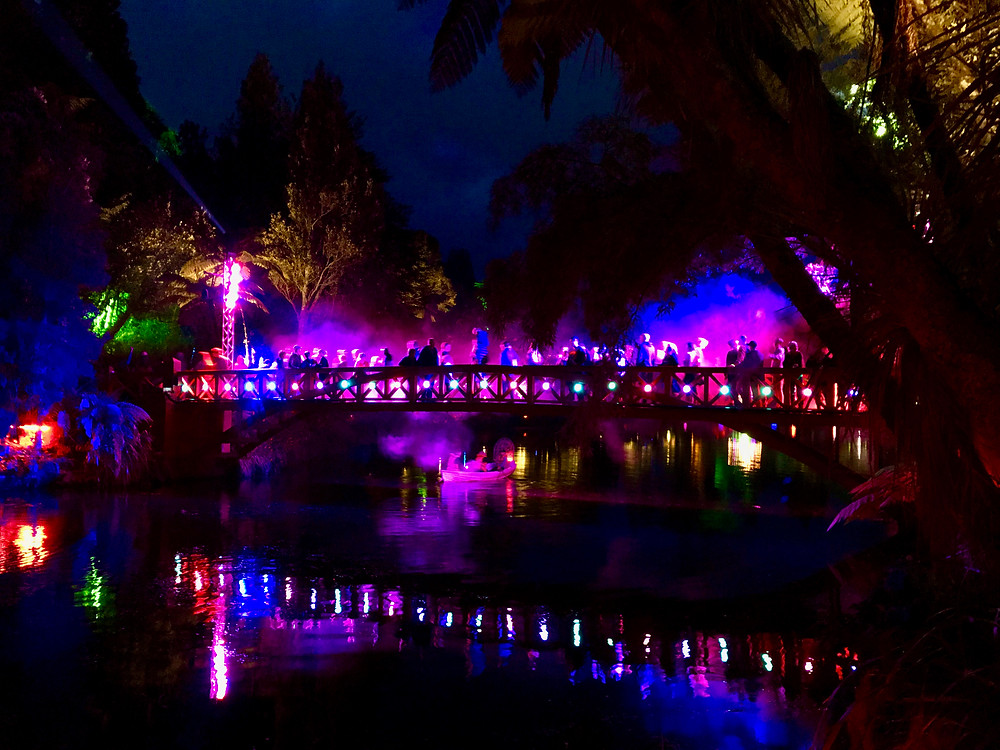 New Plymouth Festival of Light