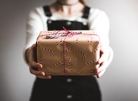 A Savvy Christmas list!