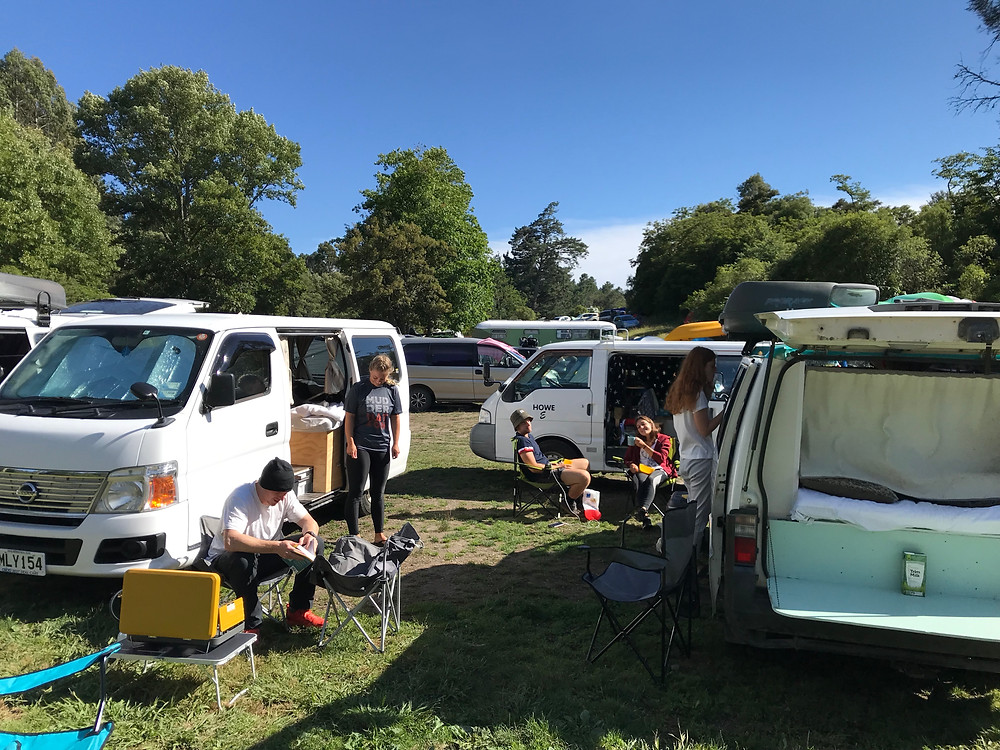 Vanlife New Zealand