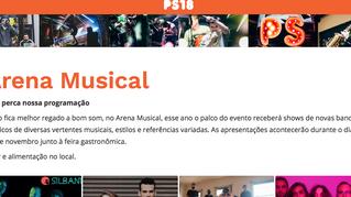 11 de Novembro 2018 Dama-Triz no Arena Musica/ Pixel Show em São Paulo