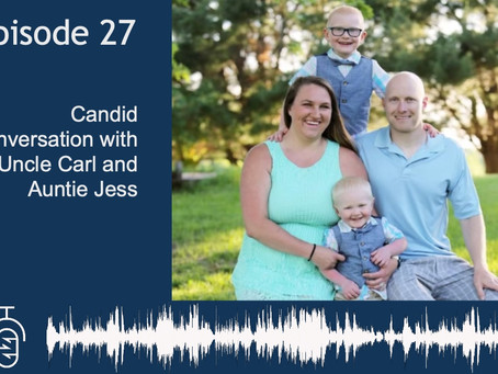Episode 027: Working with individuals with Differing Abilities and the benefits of IEP w/Carl & Jess